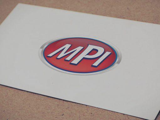 Graphic chart – création logo – MPI