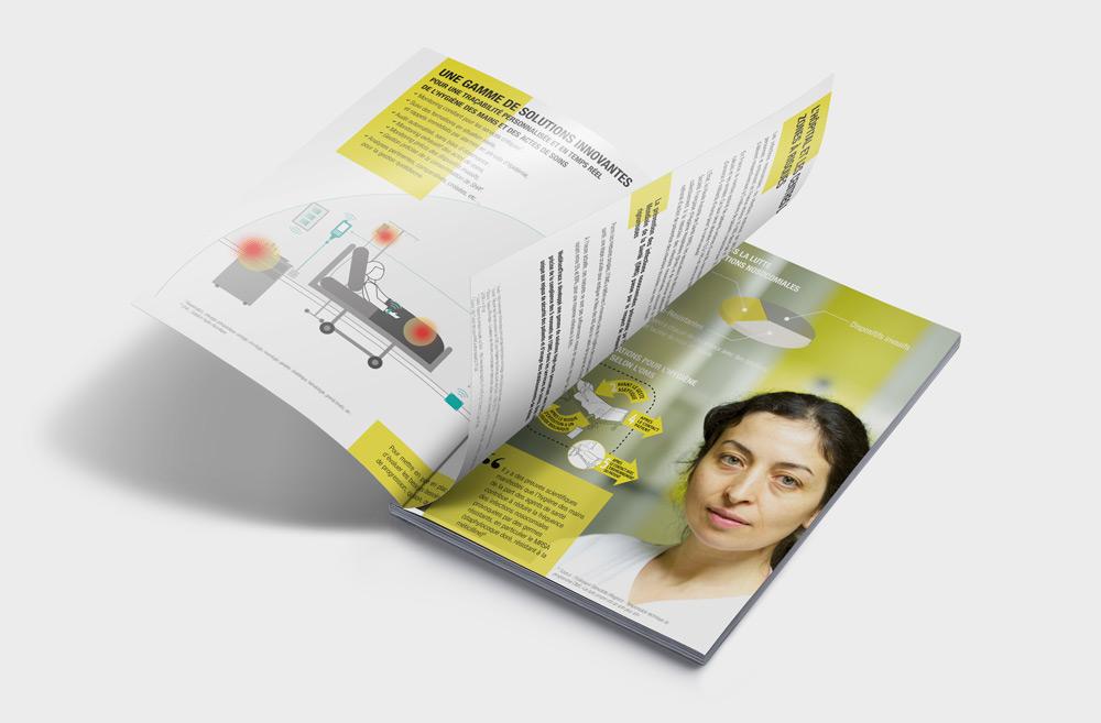 graphic design création livret graphiste freelance marseille