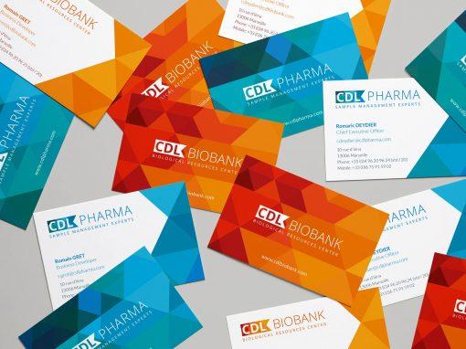 graphic design cdl pharma