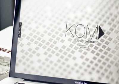 Web Design the Kom Agency