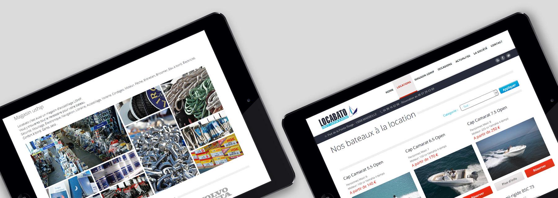 webdesign site internet marseille freelance